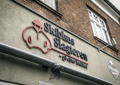 Skibhus Slagteren